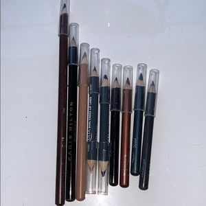 Variety of Eye & Lip Liner